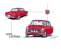Ford Cortina GT 1965